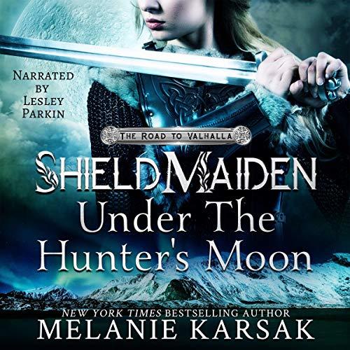 『Shield-Maiden: Under the Hunter's Moon』のカバーアート