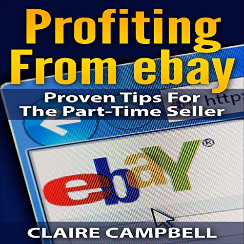 Profiting from eBay audiobook cover art