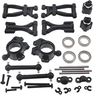 HPI 1/10 E10 Drift Mustang Rear Suspension & ARMS Drive SHAFTS Carriers Bearings