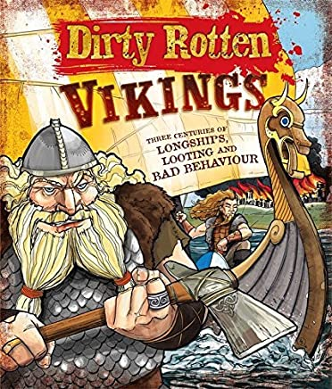 Dirty Rotten Vikings by Jonathan Clements (2015-04-07)