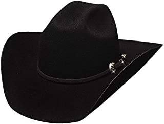 Bullhide Shinnecock Pinch front Gambler Cowboy Hat 0768