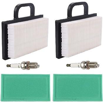 Air Filter Fuel Filter For Husqvarna 531307044 Craftsman 33926 Ariens 21531500
