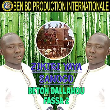 Beton Dallahou Fassa 2