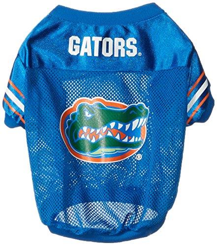 NCAA Florida Gators Football Dog Jersey, Small