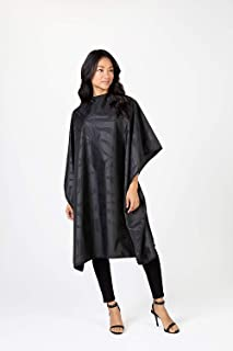 Betty Dain Bleach-proof All Purpose Styling Cape, Black