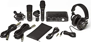 Mackie Producer Bundle with USB Interface and Microphones