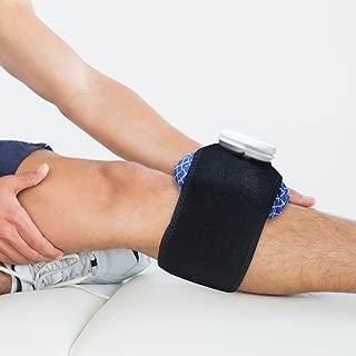 Bracoo IA81 アイシングサポーター スポーツ用 アイシングセット 肘 膝 足首用 アイシングバッグ アイスバッグ(6インチのアイス・ホットバッグ付き)