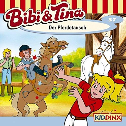 Der Pferdetausch audiobook cover art