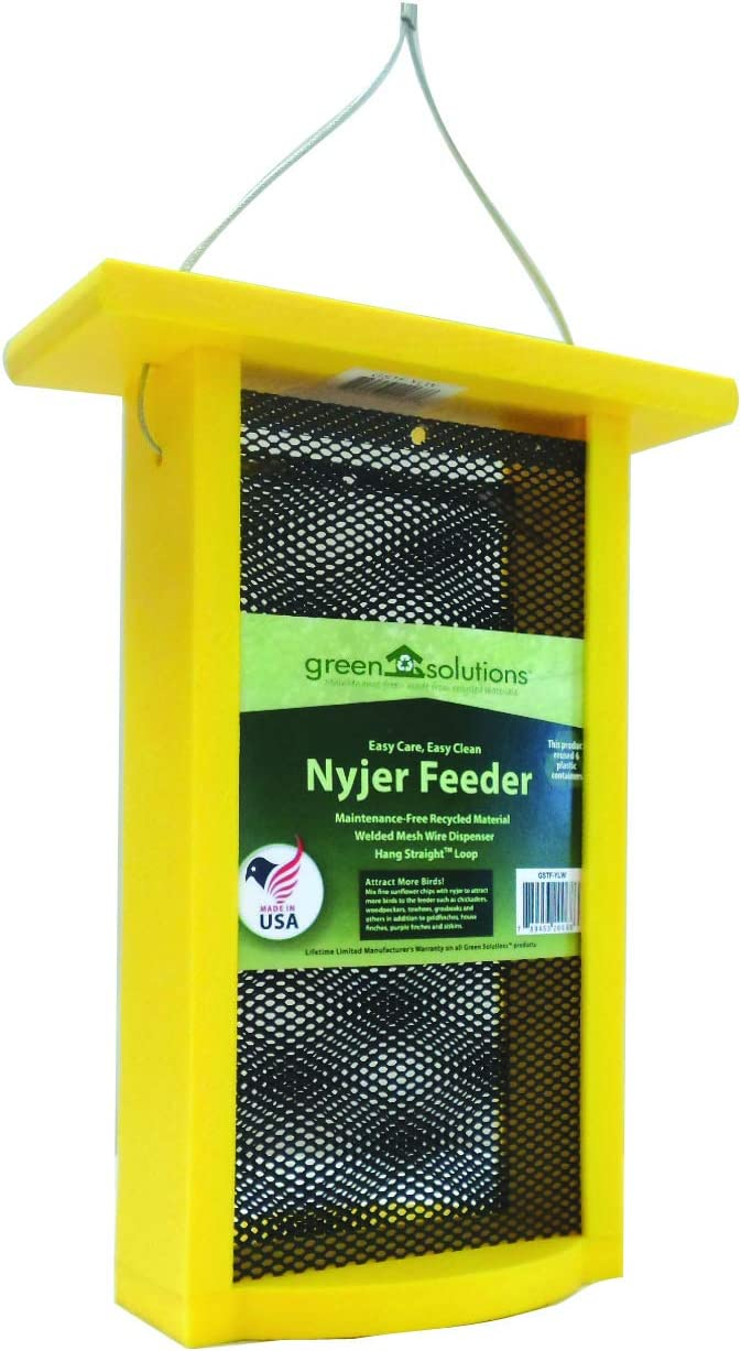 Birds Choice GSTF-YLW GS Tall Feeder Cheap Yellow Small Manufacturer regenerated product Finch