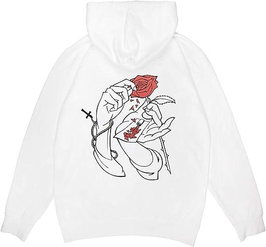 JACKER, Holy roses, blanc