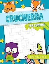 Cruciverba per bambini - Libro delle attività: 50 giochi di parole per ragazzi da 8 a 12 anni (Italian Edition)