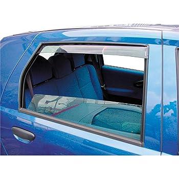 ClimAir Windabweiser Farbe: rauchgrau -CLI0044415 - hinten