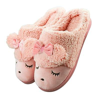 GaraTia Warm Indoor Slippers