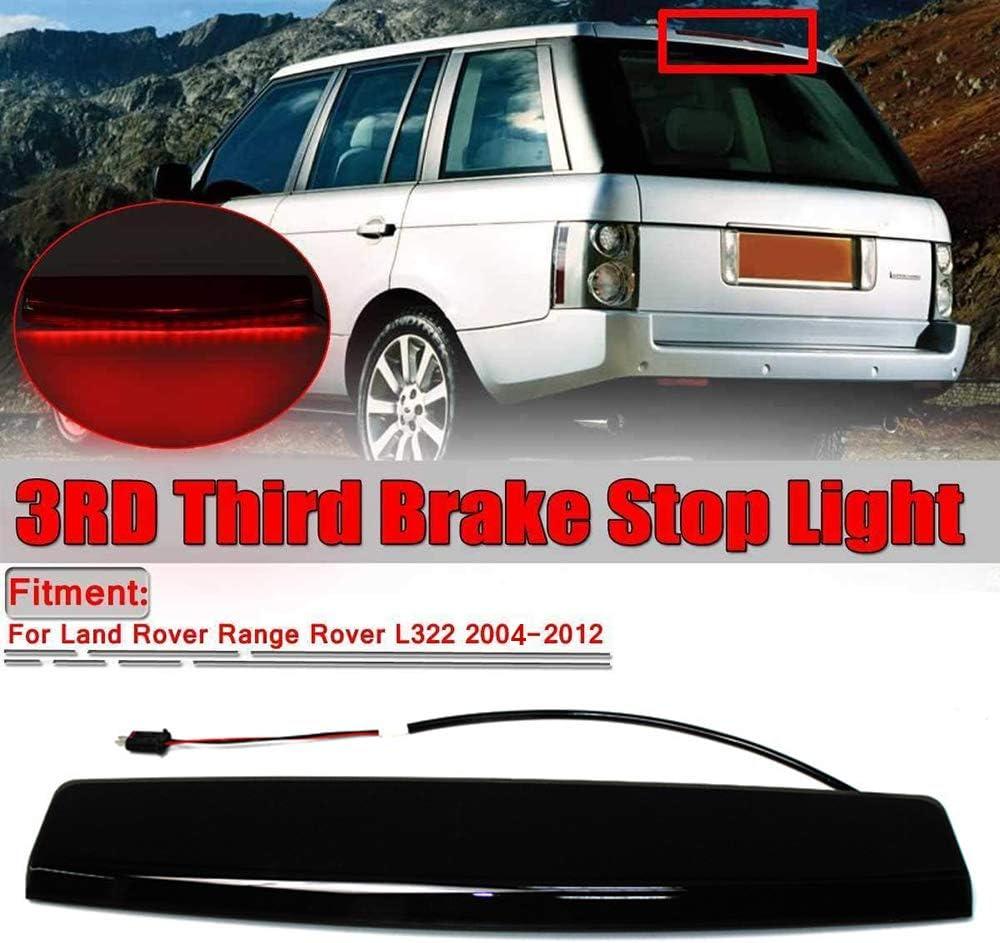 12V Heck Brake Light f/ür Auto Hochmontage Ersatz XFG000040 Auto Zusatzbremsleuchte f/ür Range Rover L322 2004-2012 Dritte R/ücklicht Bremsleuchte 3