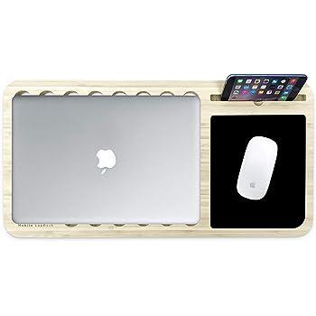 Slate 2.0 熱くならない!超軽量!ソファで使える膝上ノートPCデスク 11~13インチモデル【国内正規品】 (マウスパッドモデル)