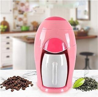ماكينة تحضير القهوة الإسبريسو، آلة تحضير الشاي الصغيرة بالتنقيط الكهربائية المنزلية المحمولة متعددة الوظائف آلة القهوة الو...