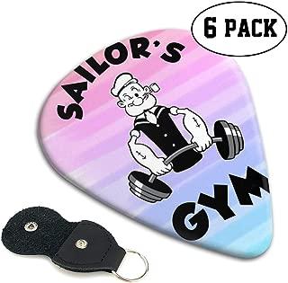 Kaddias Sailor's Gym Popeye Guitar Pick .96mm