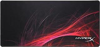 HyperX FURY S - Speed Edition Pro ゲーミングマウスパッド XLサイズ  布製 ゲーマー向け 光学式マウス適用 2年保証 HX-MPFS-S-XL