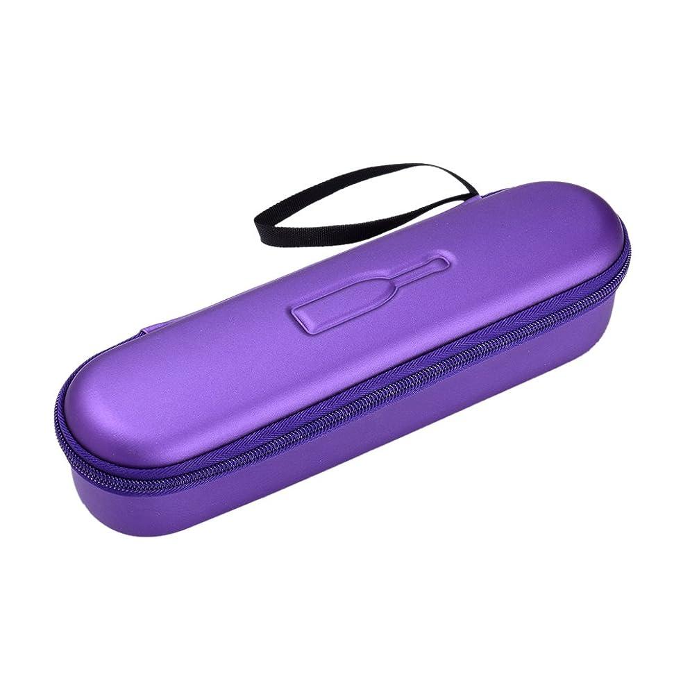 蓄積する牽引扇動するKESOTO 旅行ケース 電気歯ブラシ ツール バッグ ハード ストレージ ボックス