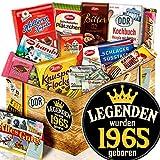 Legenden 1965 / Schokoladen Ossi Paket L / Geschenk Mann Geburtstag