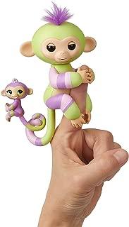 WowWee Fingerlings - Baby Monkey & Mini BFFs - Jess & Eden Playset