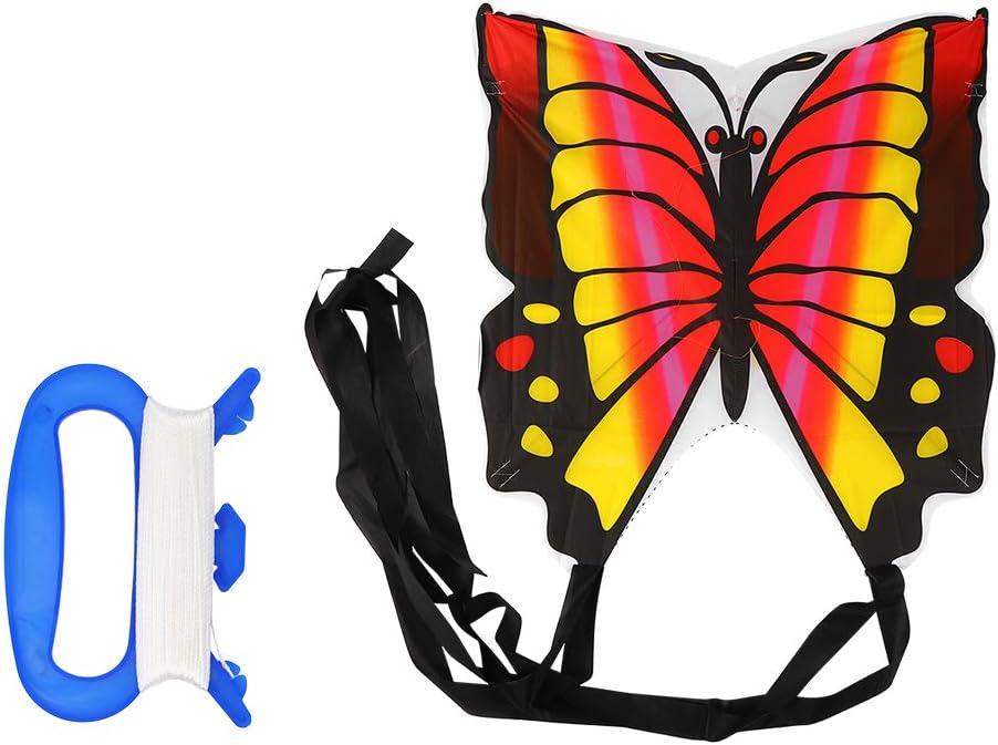 trend rank Jazar Long Tail Kite Children Lightweight Great interest Beautiful Beach Kites