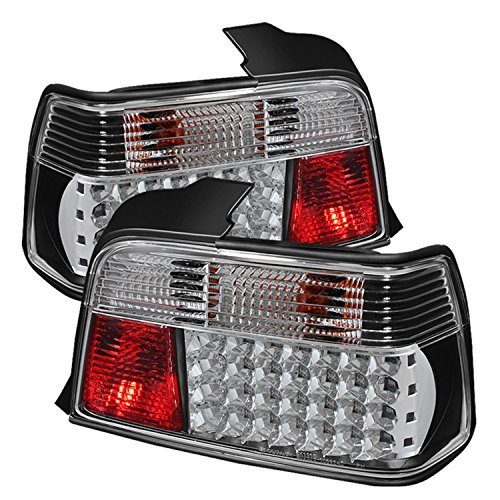 Fits 2005-2014 Nissan Frontier Driver Left Side Tail Light Lamp Assembly LH