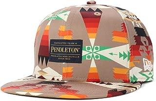 (ニューエラ) NEW ERA ペンドルトン コラボ キャップ 59FIFTY カーキ PENDLETON
