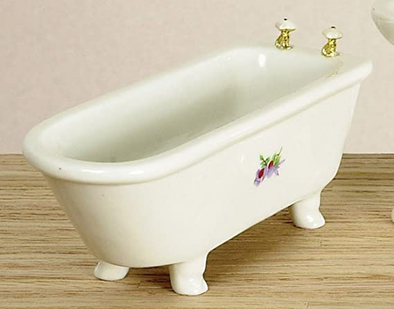 1:12 Dollhouse Miniature Furniture Wooden Bathroom Shower Room  DUF1WP4