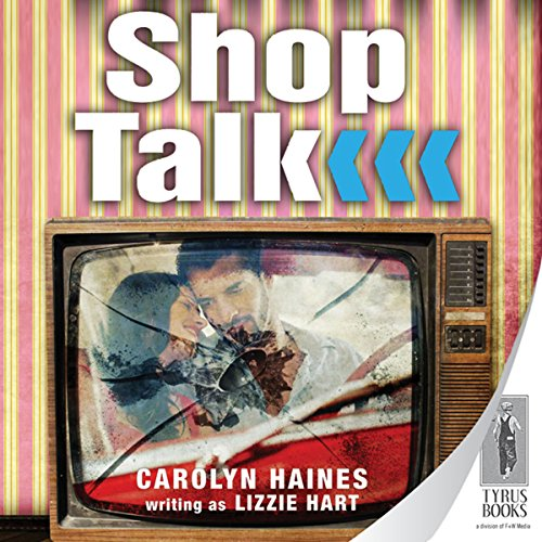 Shop Talk audiobook cover art