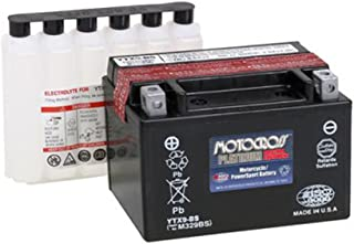 YTX9-BS YUAM329BS Battery Motocross by Yuasa High Performance - Made in USA