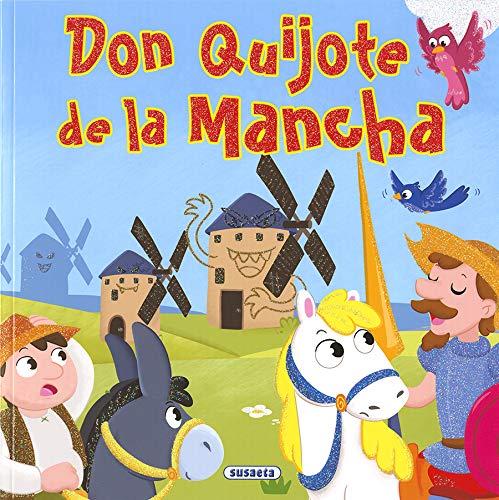 Don Quijote de la Mancha (Clásicos para niños)