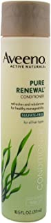 Aveeno Pure Renewal Conditioner, 10.5 Fluid Ounce (Pack of 3)