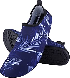 Yuanhua Water Shoes, Anti-slip Quick Dry Adult Non-Slip Water Shoes for Beach River Swim Surf Yoga Exercise