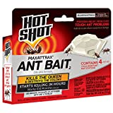 Hot Shot 2040W MaxAttrax Ant Bait, 4 Count, Case Pack of 12