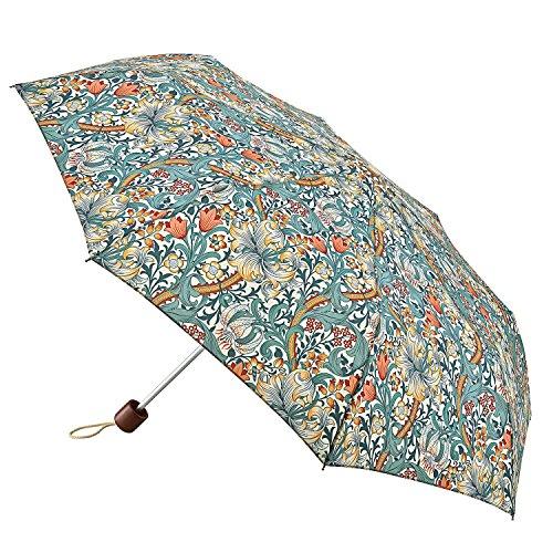 Morris & Co Co Minilite 2 Regenschirm, 25 cm, 1 liters, Mehrfarbig (Mnr Gldn Lly Slt Mnll)