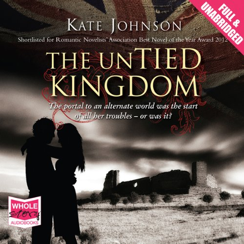 The UnTied Kingdom audiobook cover art