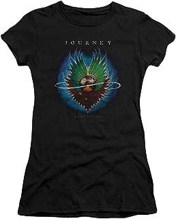 Journey Evolution Album Cover - Juniors T-Shirt