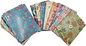 24pcs Mini Notebook,Floral Patterns Portable Pocket Journal Steno Memo Notebook MiniDaily NotePad(8 Patterns,Ruled Pages)