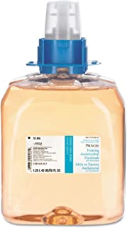 PROVON Foaming Antimicrobial Handwash with Moisturizers, Light Fruit Fragrance, 1250 mL Hand Soap Refill for PROVON FMX-12 Push-Style Dispenser (Pack of 3) - 5186-03