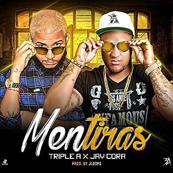 Mentiras (feat. Jay Cora)