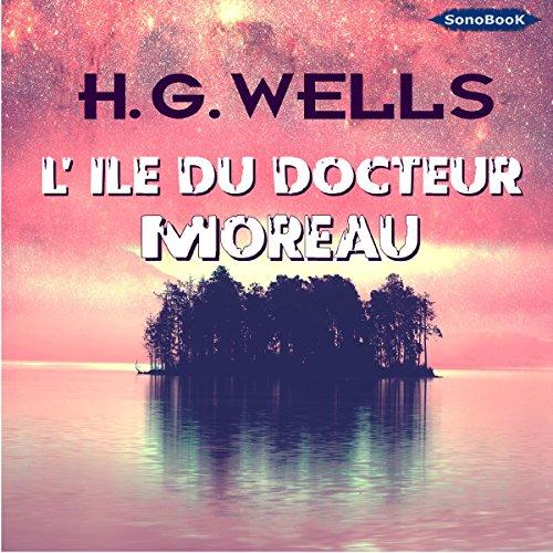 Couverture de L'île du docteur Moreau