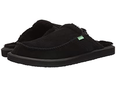 Sanuk You Got My Back II Chill LX (Black) Men