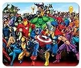 Marvel Super Heros #2 - Alfombrilla de ratón grande