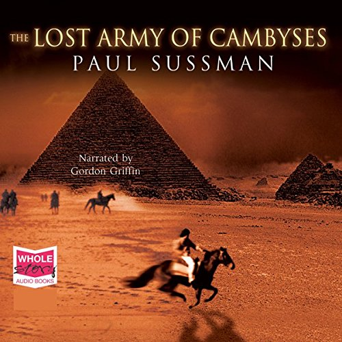 The Lost Army of Cambyses audiobook cover art