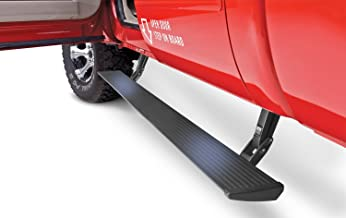 AMP Research 75110-01A PowerStep Electric Running Boards for 2004-2015 Nissan Titan (Crew & King Cabs) & Armada, 2004-2010 Infiniti QX56