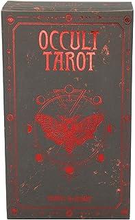 オカルトタロットデッキカード英語版オラクル占い運命ゲームデッキテーブルボードゲームプレイカード