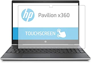 PcProfessional Screen Protector (Set of 2) for HP Pavilion X360 15 CR Series cr0051cl cr0051od 15.6