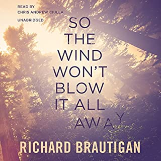 So the Wind Won't Blow It All Away audiobook cover art