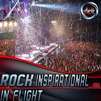 Rock Inspirational In Flight